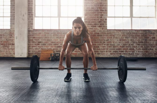 3 Facts About Lifting Weights and Getting Big
