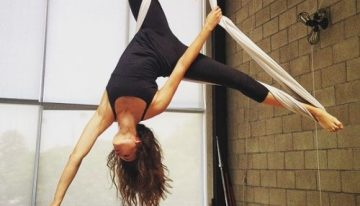 Why Aerial Yoga Should be on Every Fitness Fan's Bucket List