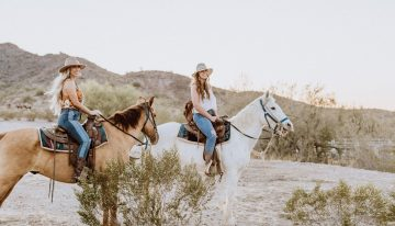 Save a Horse, Ride a Rescue – Corral West Adventures