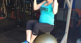 Pregnancy and Working Out.  Why It's so Important.