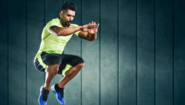 5 Explosive Moves To Improve Your Fitness
