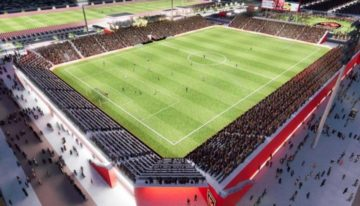 Phoenix Rising FC Moves Stadium and Training Center to Wild Horse Pass