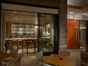 Alto ristorante e bar
