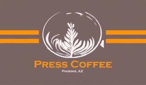 Press Coffee Food Wine