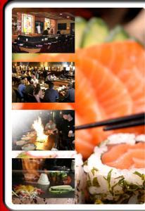 Kobe Teppan & Sushi