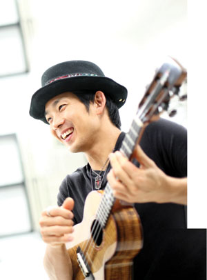 Jake Shimabukuro with the Arizona Musicfest Orchestra