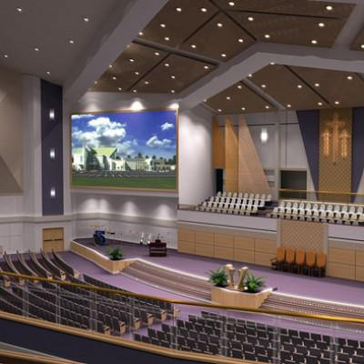 Favorite Worship Center