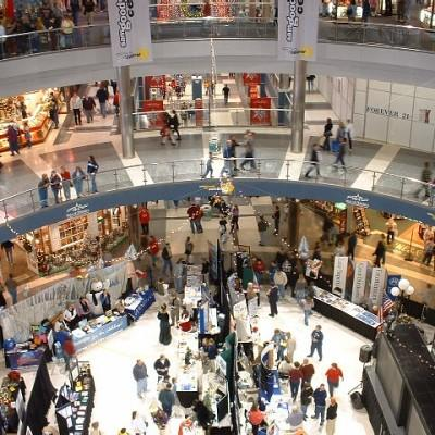 Best Shopping Center- Indoors