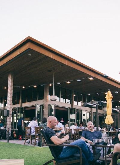 Best Patio Dining in the Valley