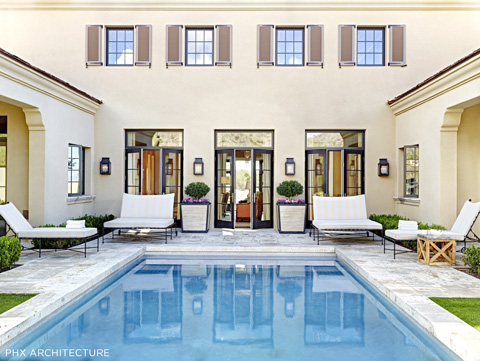 Cool Arizona Pool Designs