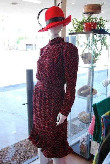 Unzipping vintage fashion in phoenix