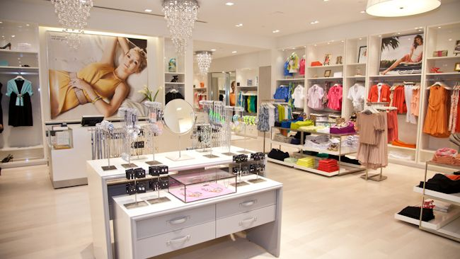 Ann Taylor Concept Store Opens At Kierland Commons Page 2