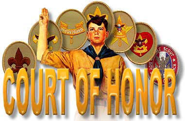 boy scouts of america to host court of honor