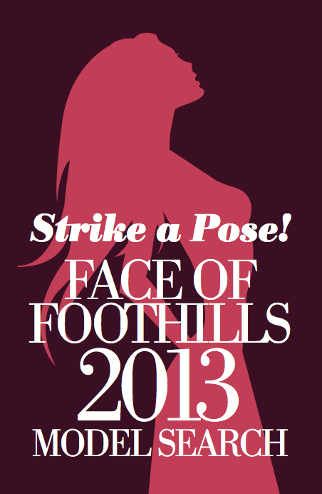 Face of Foothills 2013