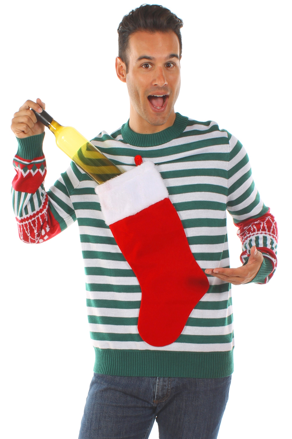 Make sure you're wearing your joy on your sleeve with these Christmas jumpers perfect for the festive season. Click through the gallery to see the best Christmas jumpers, sweaters and cardigans.