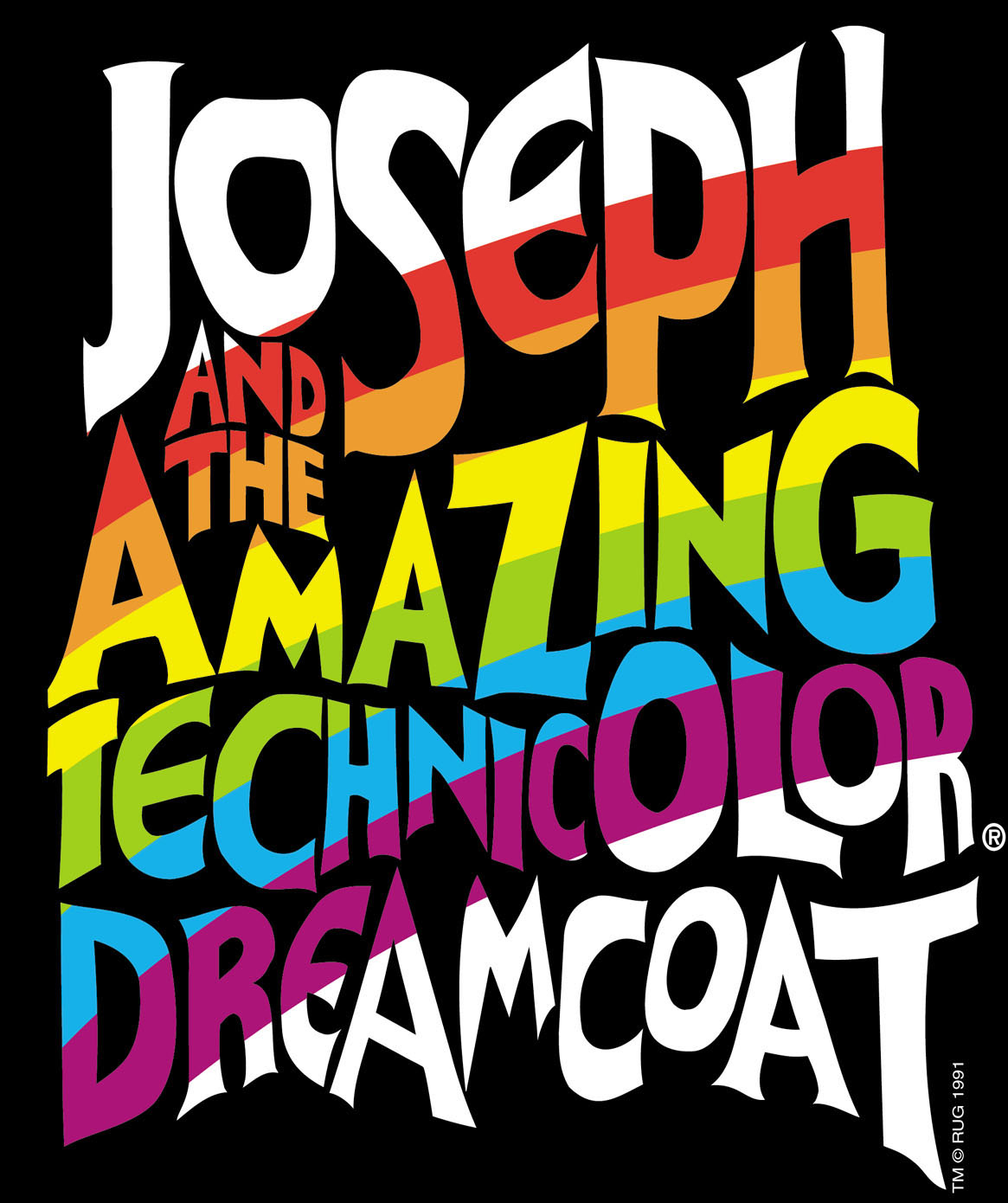 Joseph-And-The-Amazing-Technicolor-Dreamcoat UK Logo Color
