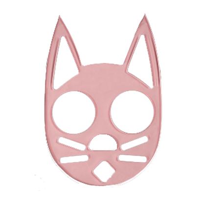 Cat Woman Rose Guardian Defense Cat