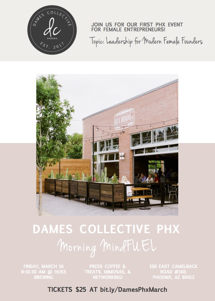Dames Collective PHX 2