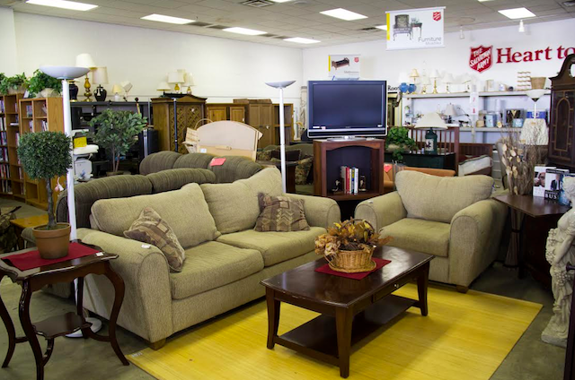 The Salvation Army To Open New Thrift Store In Phoenix On June 2