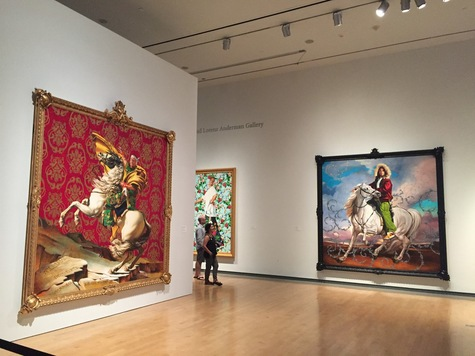 Kehinde Wiley PAM