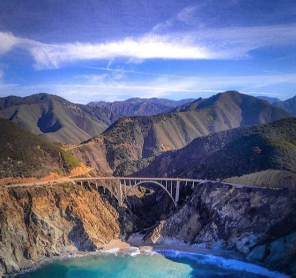 big little lies roadtrip bixby bridge credit seemonterey