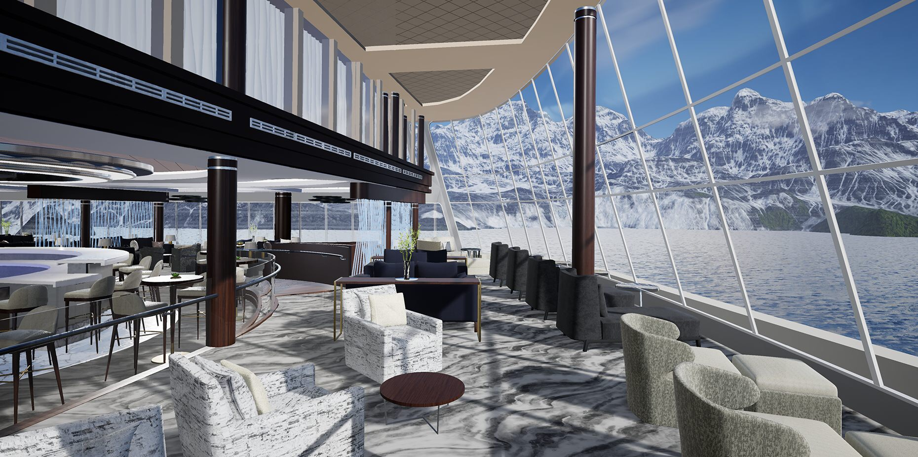 norwegian bliss observation lounge credit norwegiancruiseline