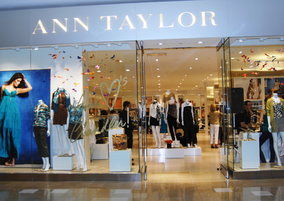 Ann Taylor Concept Store Opens At Kierland Commons