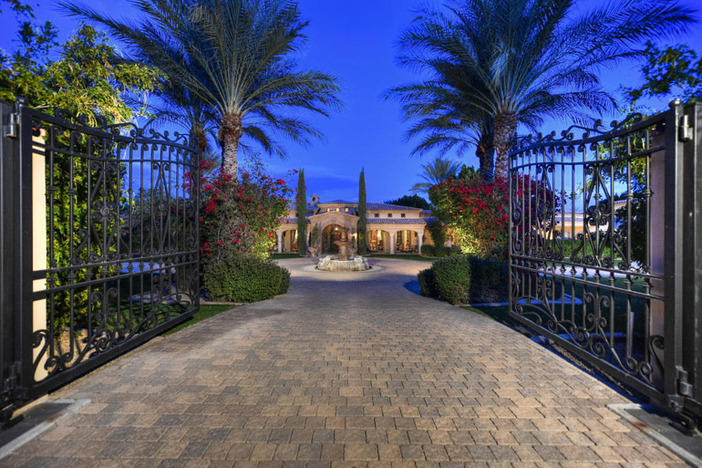 Paradise Valley, $9,500,000, David Newman of Russ Lyon Sotheby's International Realty.jpg