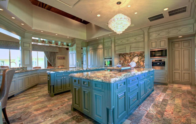 Paradise Valley, Full home theater of Camelback Lands, $16,950,000, Listed by Launch Real Estate.jpg