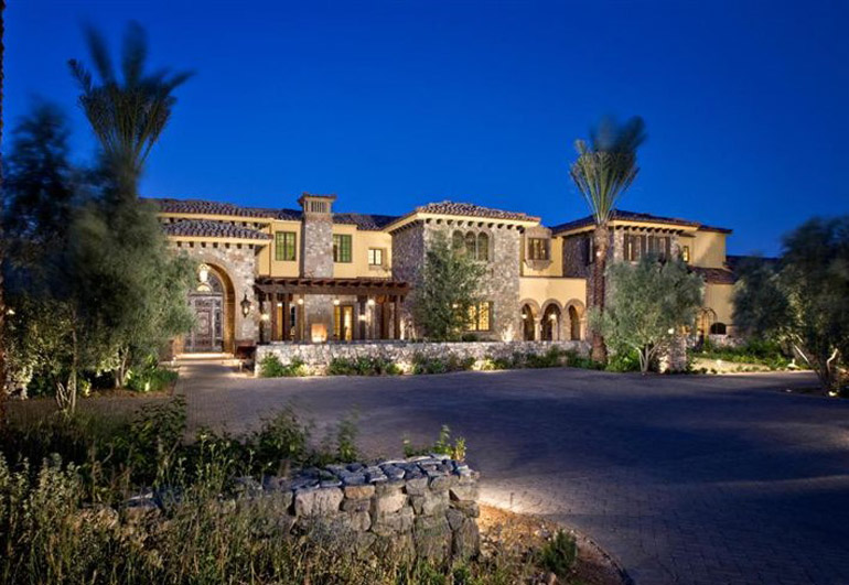 Paradise Valley, Hand laid stone walls of Mummy Mountain Estates,$19,995,00,Listed with Launch Real Estate.jpg