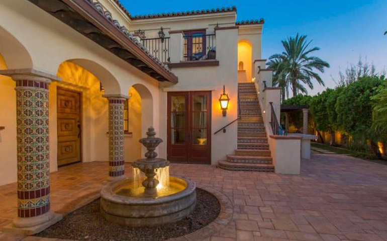 Paradise Valley, Located behind the privately guard gated community of Montelucia is residence 21, this stunning home features the highest quality finishes, $2,600,000.jpg