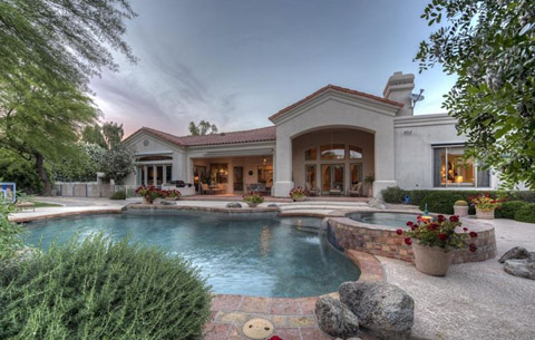 Paradise Valley gourmet chefs kitchen with sperate guest house at Paradise Valley $1,775,000.jpg