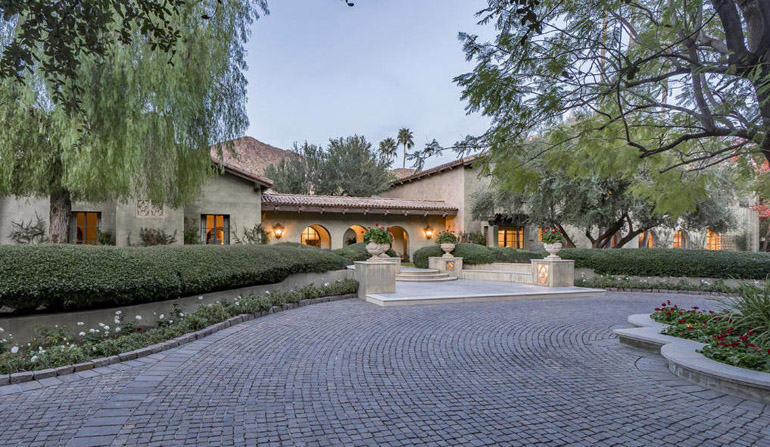 Phoenix, guest house and gym of Arcadia,$16,850,000, Listed by Walt Danley Realty.jpg