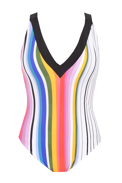 Rachel Roy x Swimsuits For All Rainbow Plunge Swimsuit_660979.jpg
