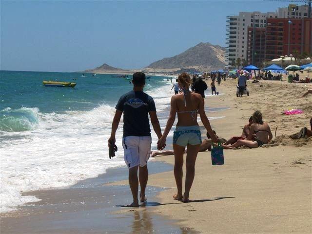 Enjoy The Good Life At Sandy Beach