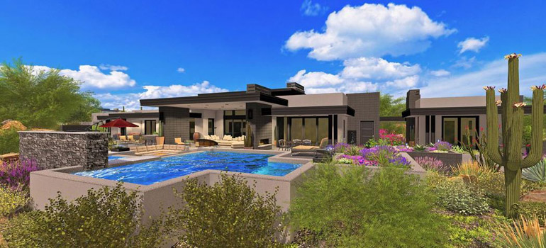 Scottsdale, Black Stone has designed and built many custom homes in DM. At 5290 sq ft, this 4 bedroom and office has beautiful views of the mountains, $2,675,000.jpg