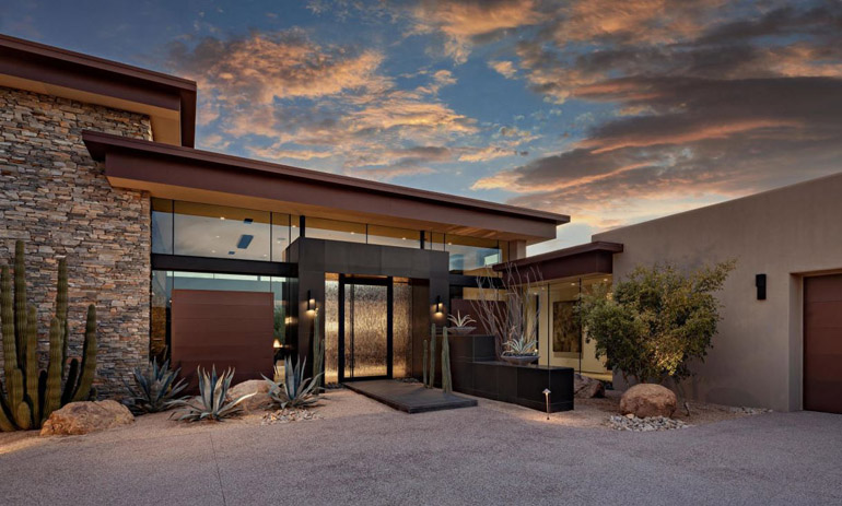 Scottsdale,  Designed by Tate Studios with interiors by Ownby Design, this architectural masterpiece includes an elegant blend of glass, steel and natural stone, $3,950,000.jpg