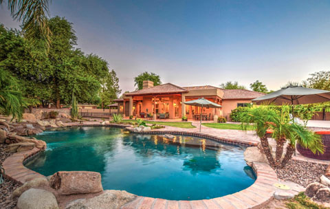 Most expensive home sales in phoenix for Corner lots more valuable