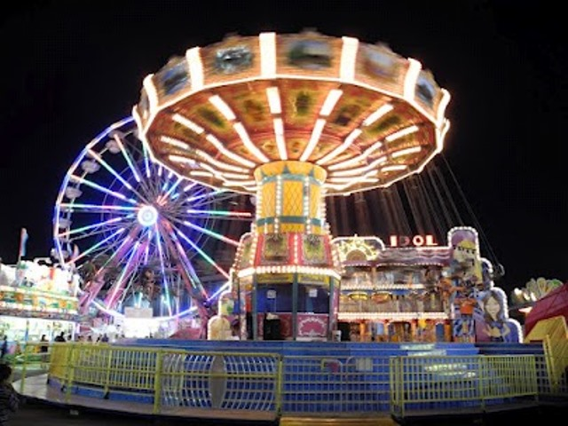 Maricopa County Fair: Rides, agriculture exhibits and fried cookies Youngsters will show the animals they've raised, and visitors also can check out monster truck shows, motocross, rides and.