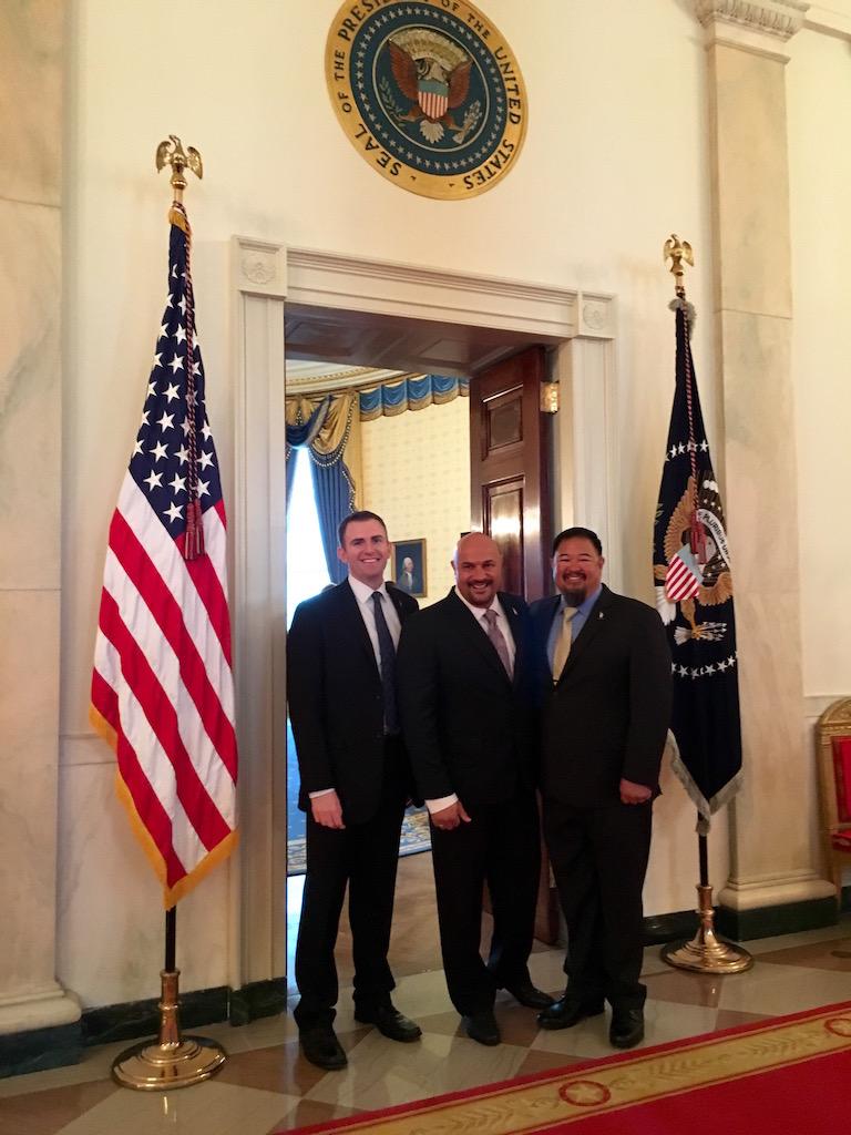 az insider godaddy employees at white house