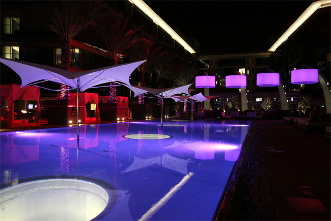 Best Nightclubs In Scottsdale And Phoenix Wet Deck