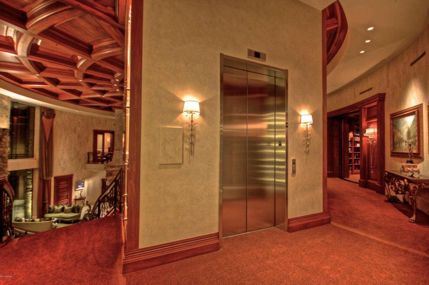Az insider will celeb buy 21 million pv mansion Elevator at home