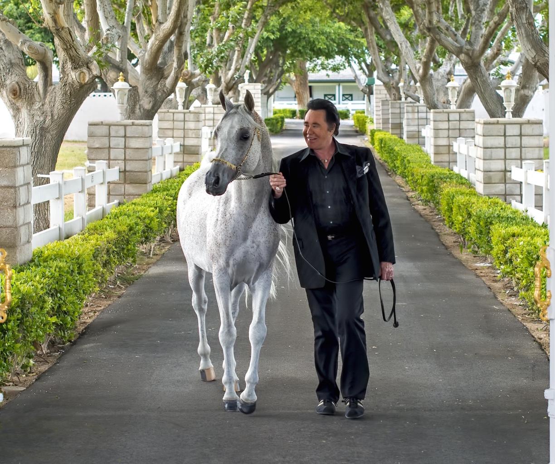 Az Insider Mr Vegas Among Royalty At Scottsdale Arabian Horse Show