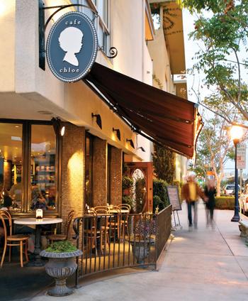 Cafe Chloe San Diego Afternoon Tea