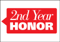 2nd-year-honor