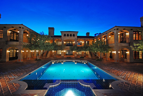 Top luxury homes in the valley for Home design 85032