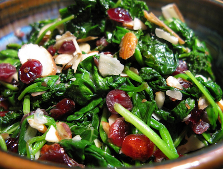 Spinach Cranberry Salad from Sizzler | Restaurant Recipes ...