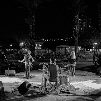 Free Live Music Every Thursday With Beyond The Bricks