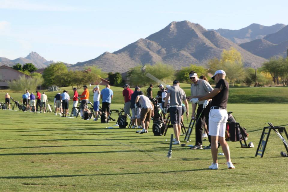 lerner Rowe gives back golf classic 2015