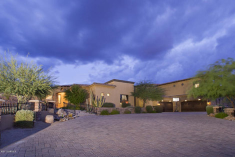 Fountain Hills - Gated Community of Crestview - 1400000